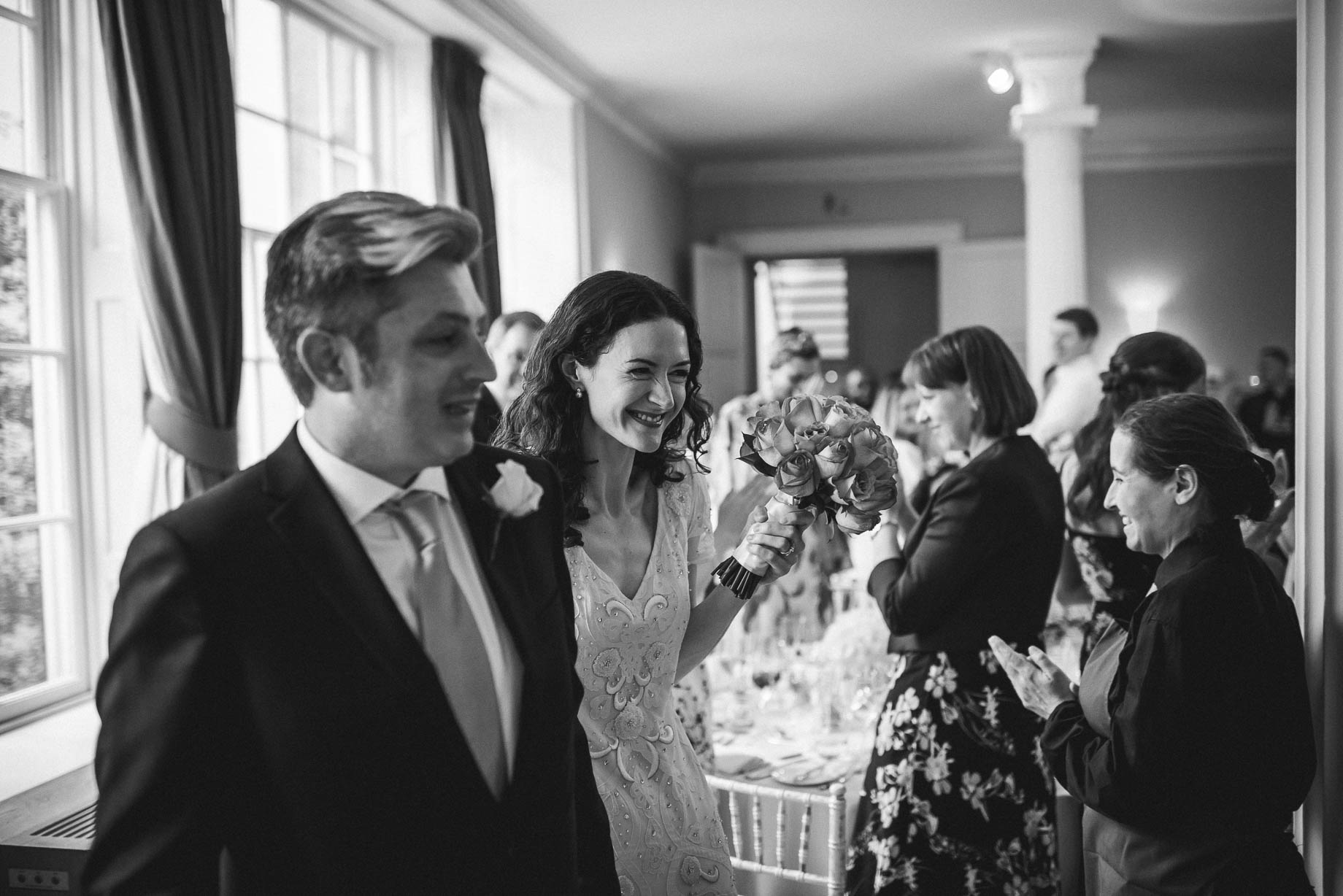 The RSA wedding photography - Caroline + Ryan