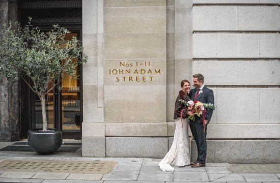 The RSA wedding photography - Johanna + Jack