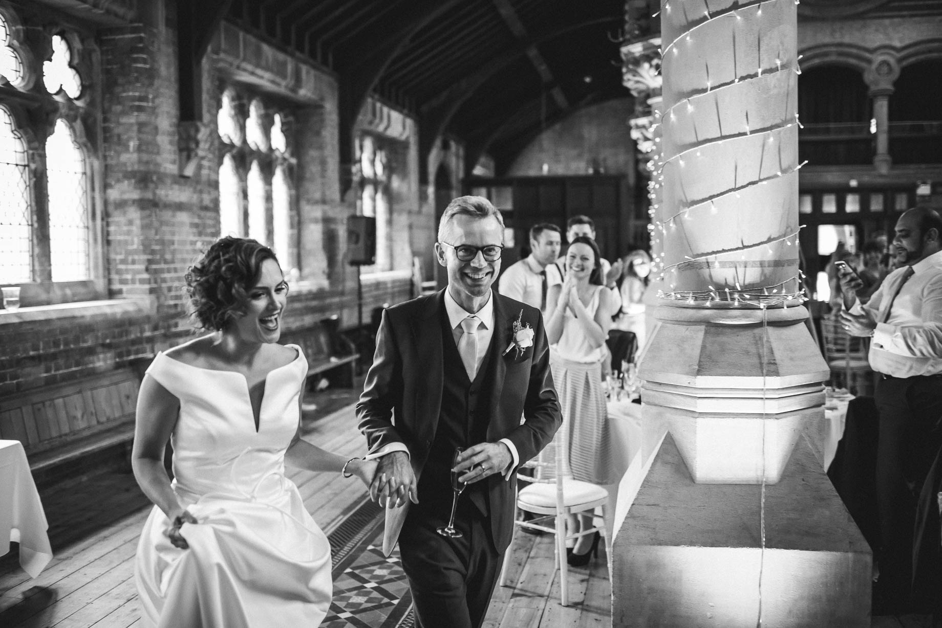 Hampstead wedding photography - Kate + Joe