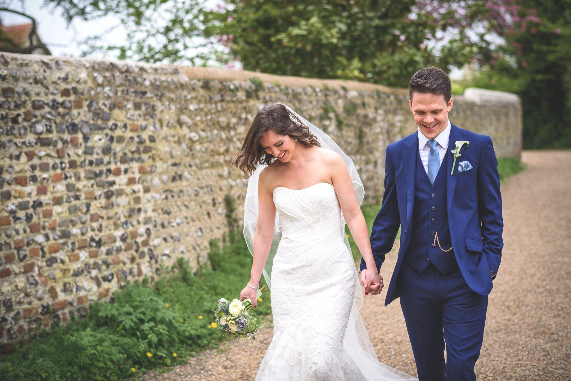 Louisa and Chris - West Sussex wedding photography