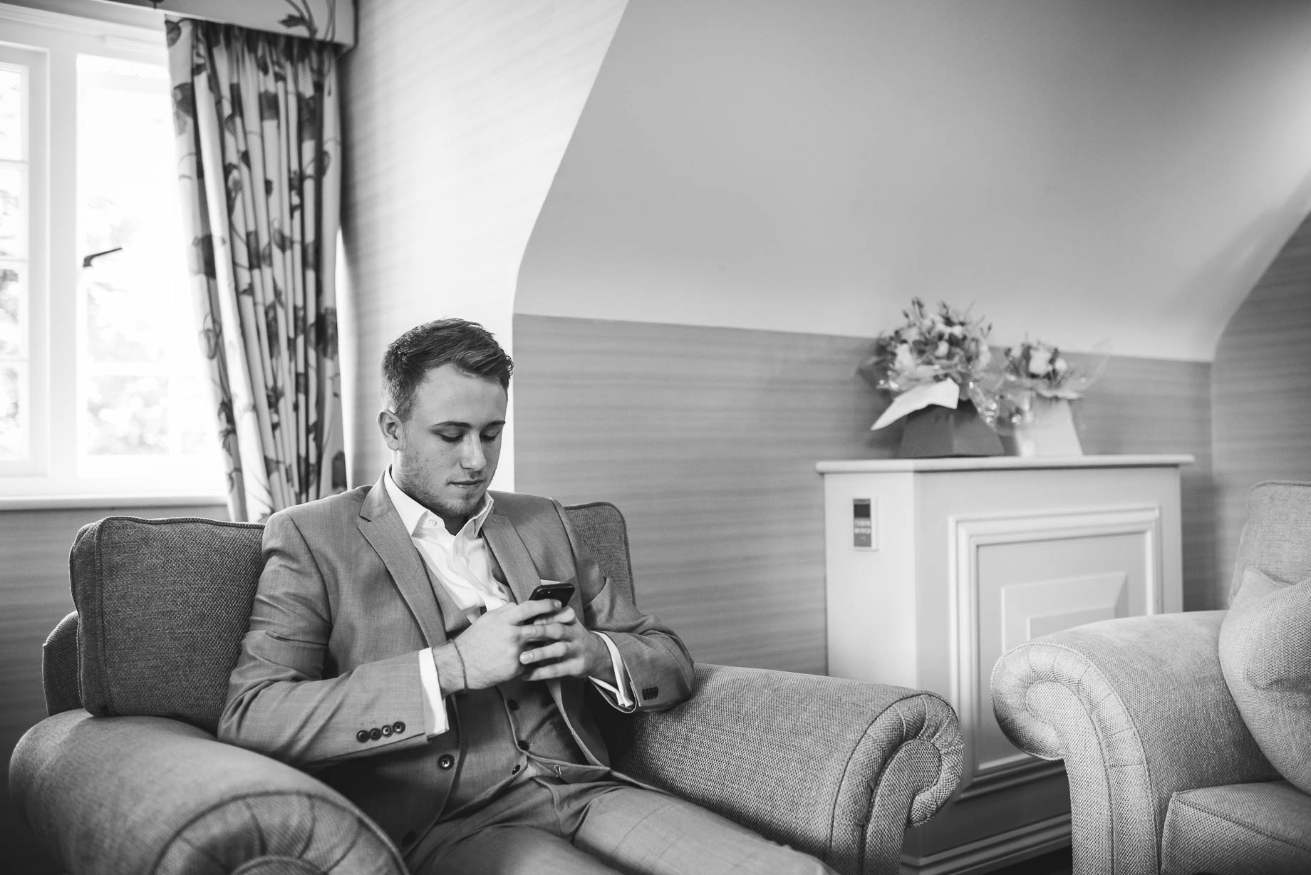 Luton Hoo wedding photography by Guy Collier Photography - Lauren and Gem (11 of 178)