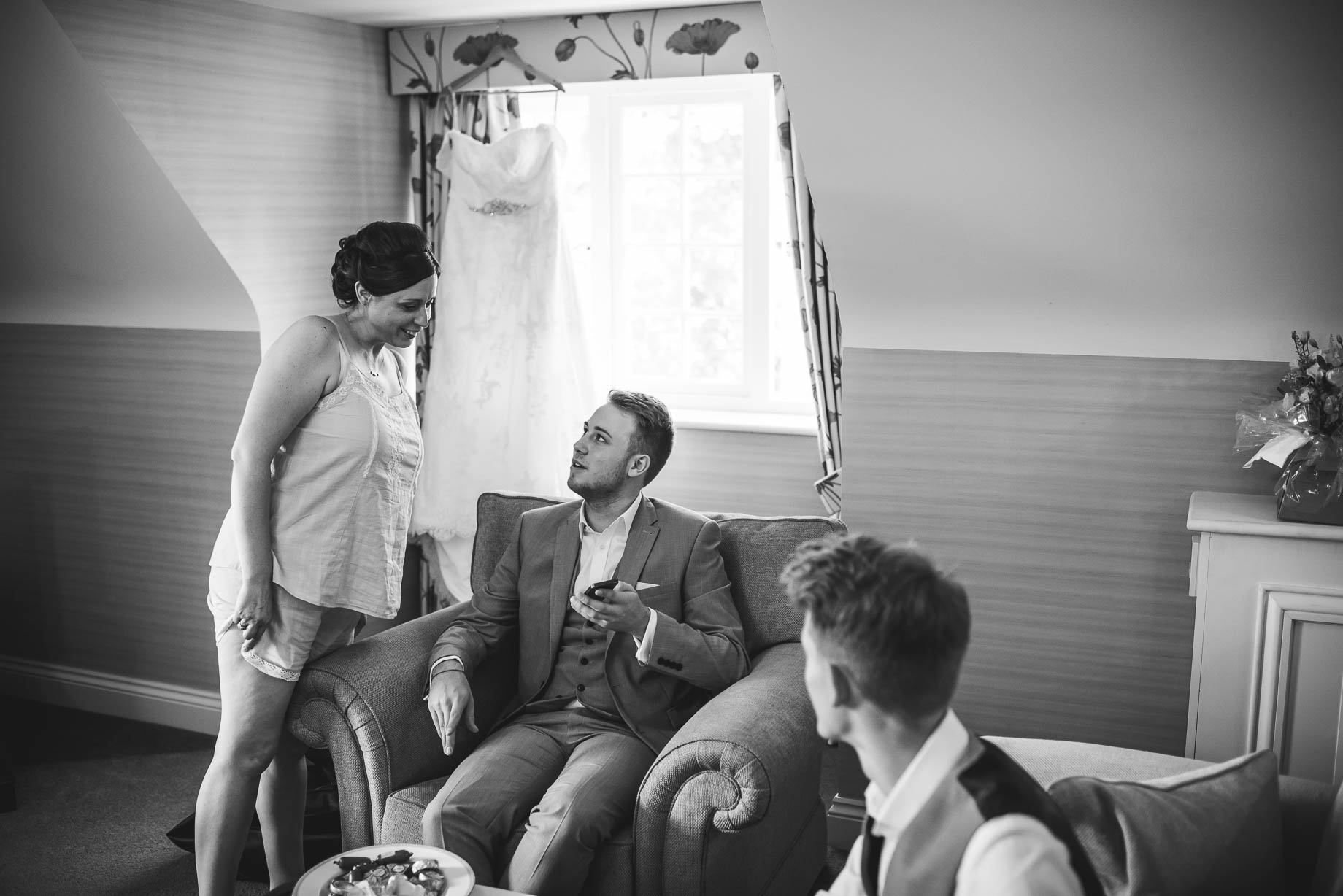 Luton Hoo wedding photography by Guy Collier Photography - Lauren and Gem (12 of 178)