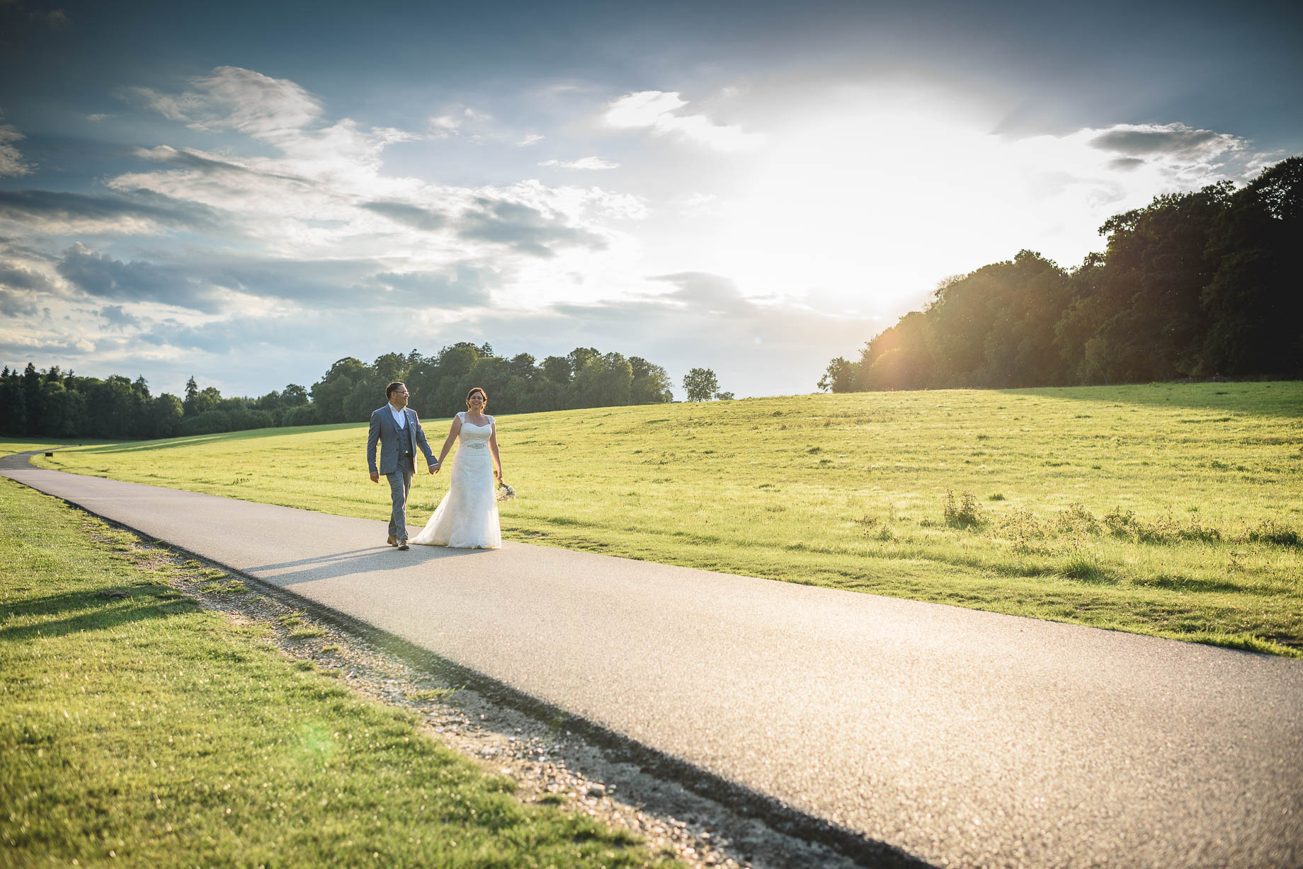 Luton Hoo wedding photography - Lauren + Gem