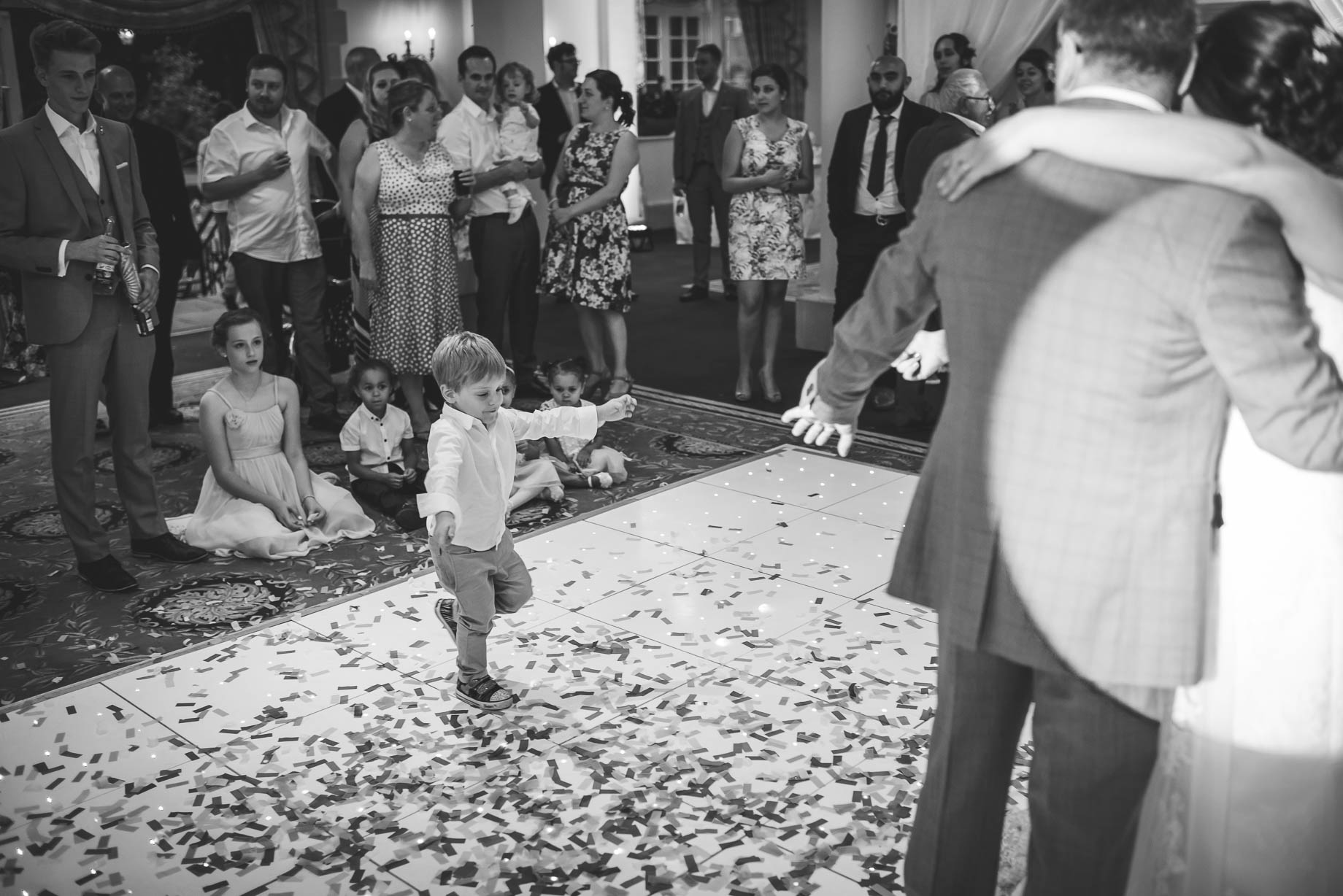 Luton Hoo wedding photography by Guy Collier Photography - Lauren and Gem (177 of 178)