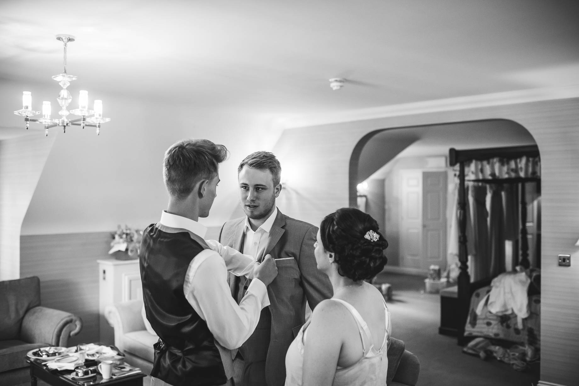 Luton Hoo wedding photography by Guy Collier Photography - Lauren and Gem (18 of 178)