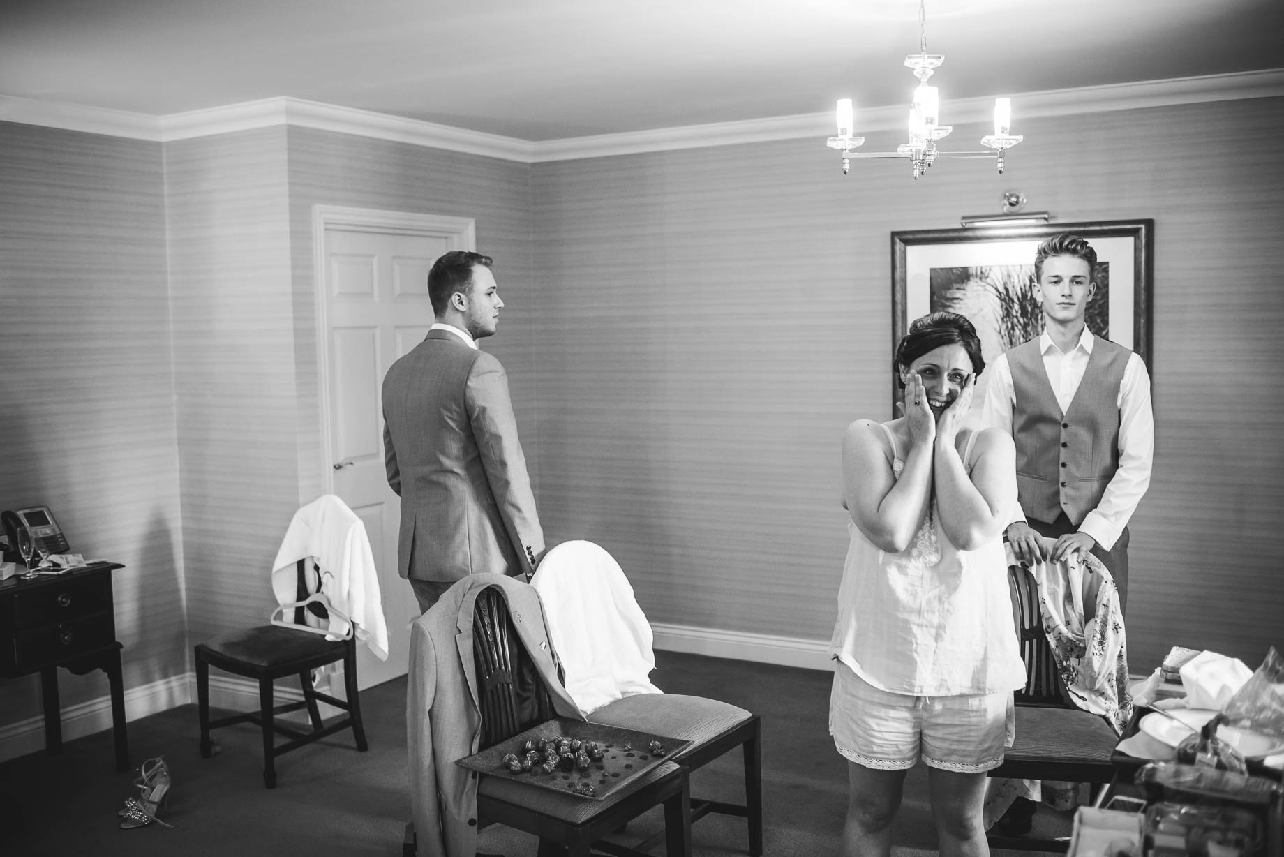 Luton Hoo wedding photography by Guy Collier Photography - Lauren and Gem (30 of 178)