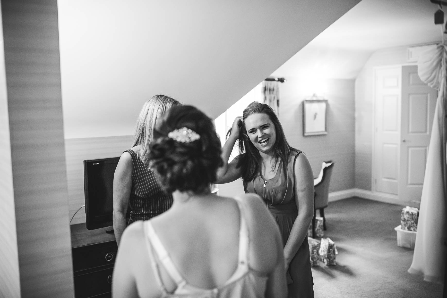 Luton Hoo wedding photography by Guy Collier Photography - Lauren and Gem (32 of 178)