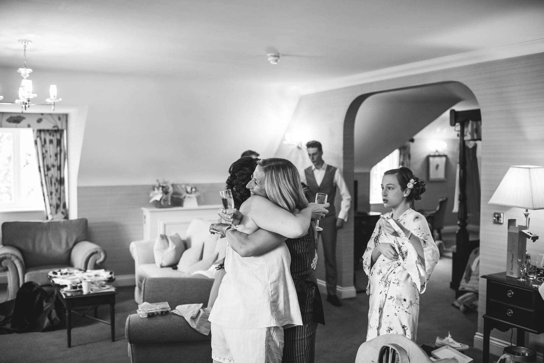 Luton Hoo wedding photography by Guy Collier Photography - Lauren and Gem (33 of 178)