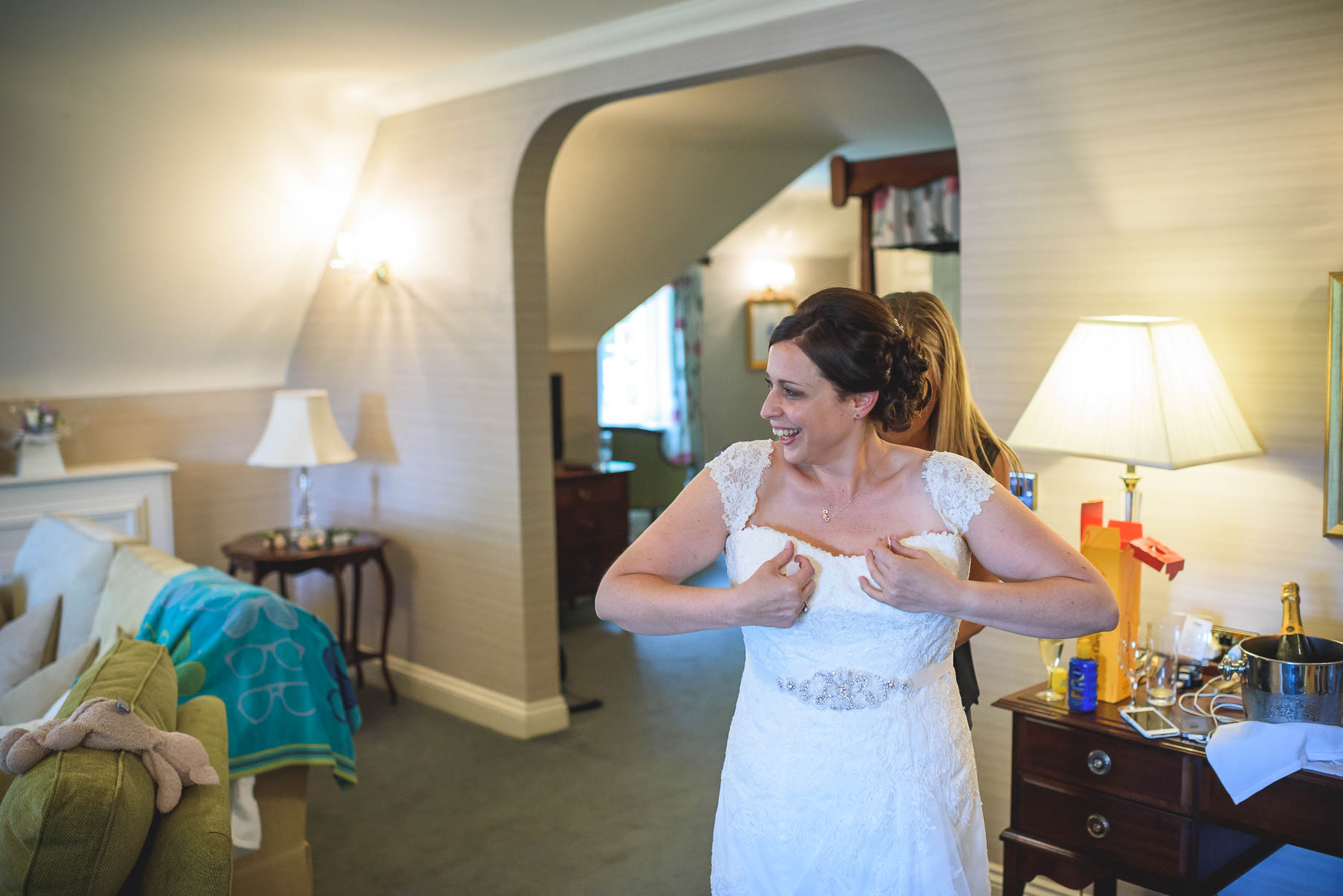 Luton Hoo wedding photography by Guy Collier Photography - Lauren and Gem (44 of 178)