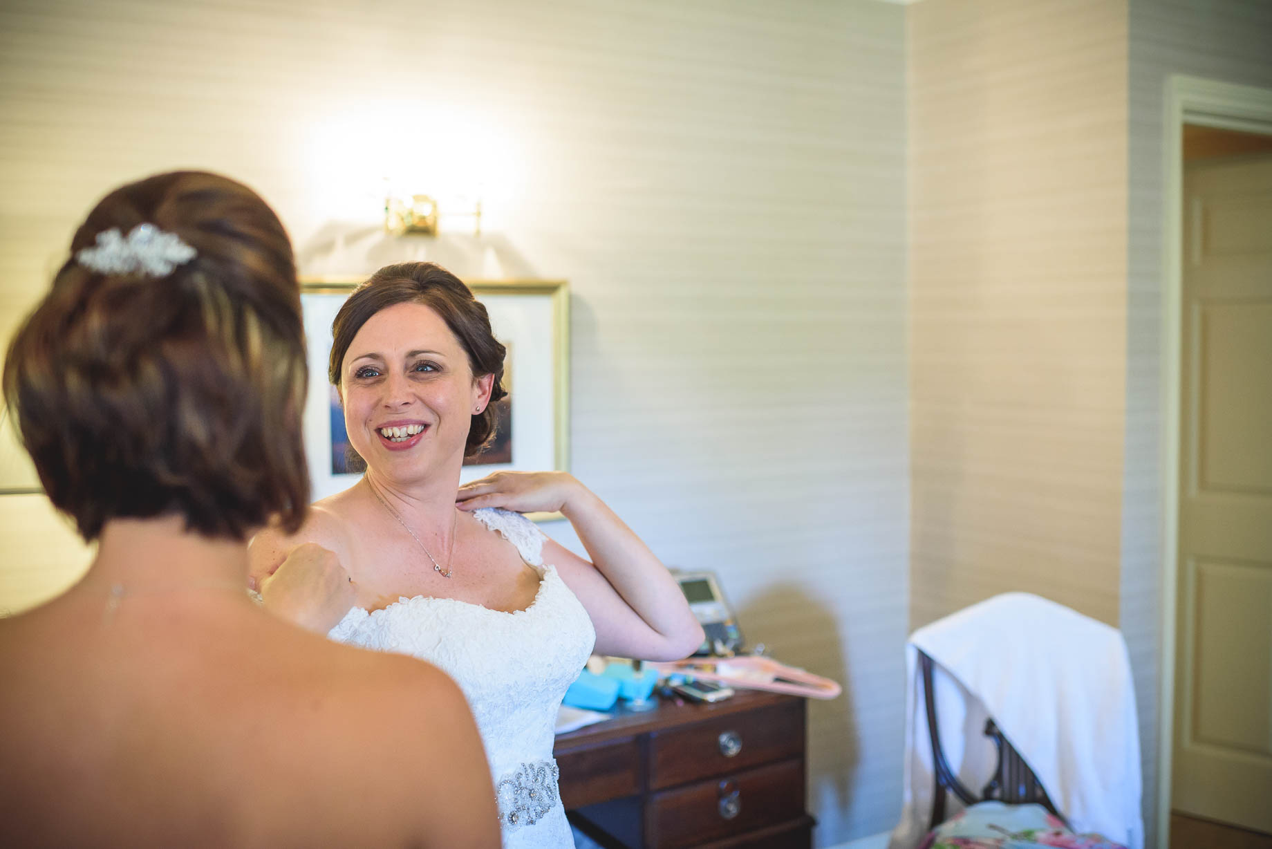 Luton Hoo wedding photography by Guy Collier Photography - Lauren and Gem (46 of 178)