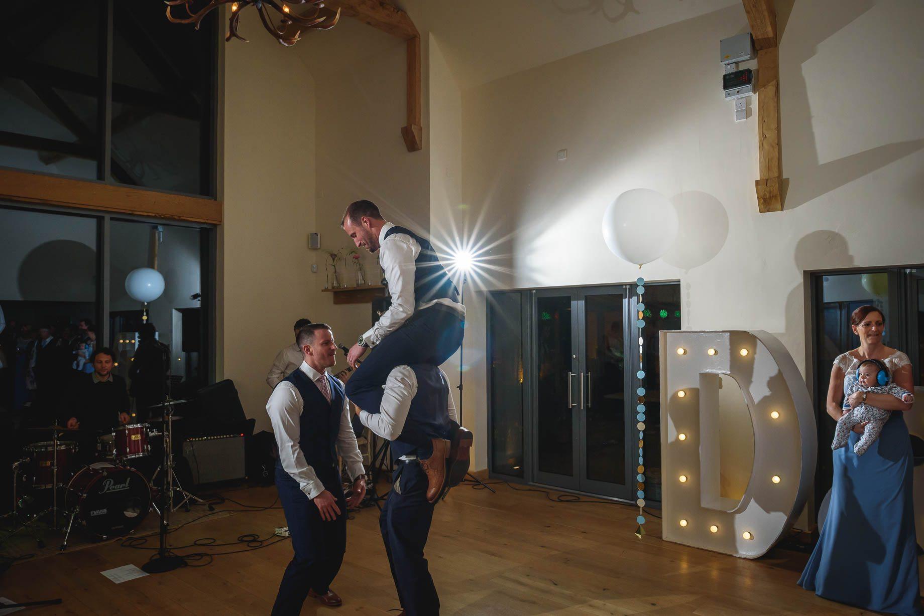 Millbridge Court Wedding Photography - Lisa and Daniel (169 of 173)