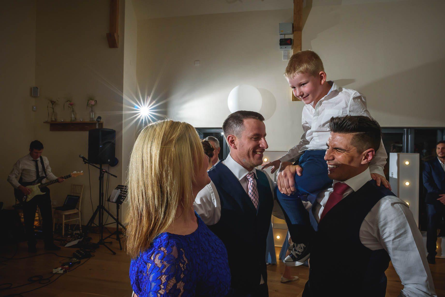 Millbridge Court Wedding Photography - Lisa and Daniel (171 of 173)