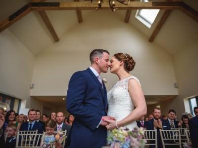 Millbridge Court Wedding Photography - Lisa and Daniel