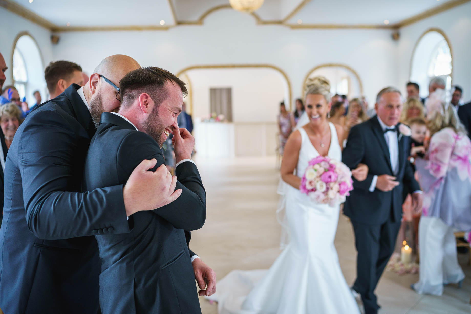 Northbrook Park wedding photography - Guy Collier Photography
