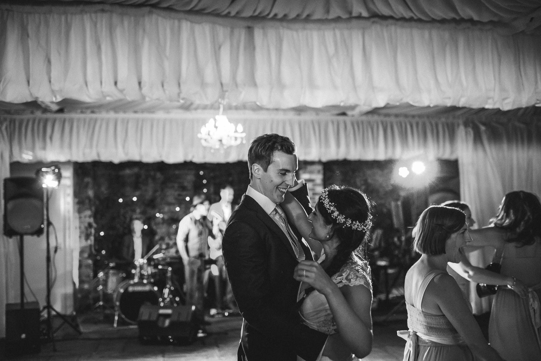 Northbrook Park wedding photography - Tara + Ed