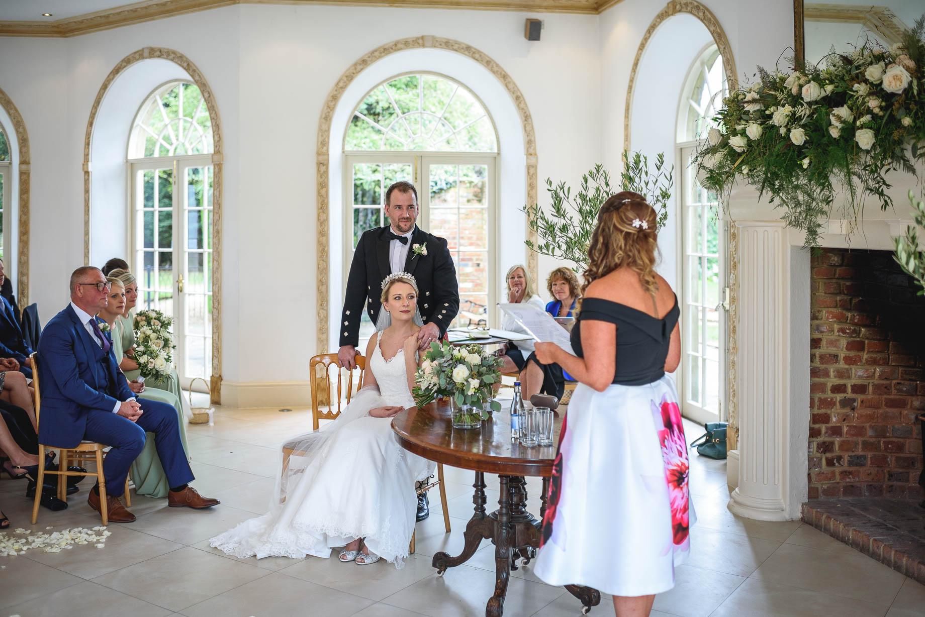 Northbrook Park wedding photography - Natalie + Andrew
