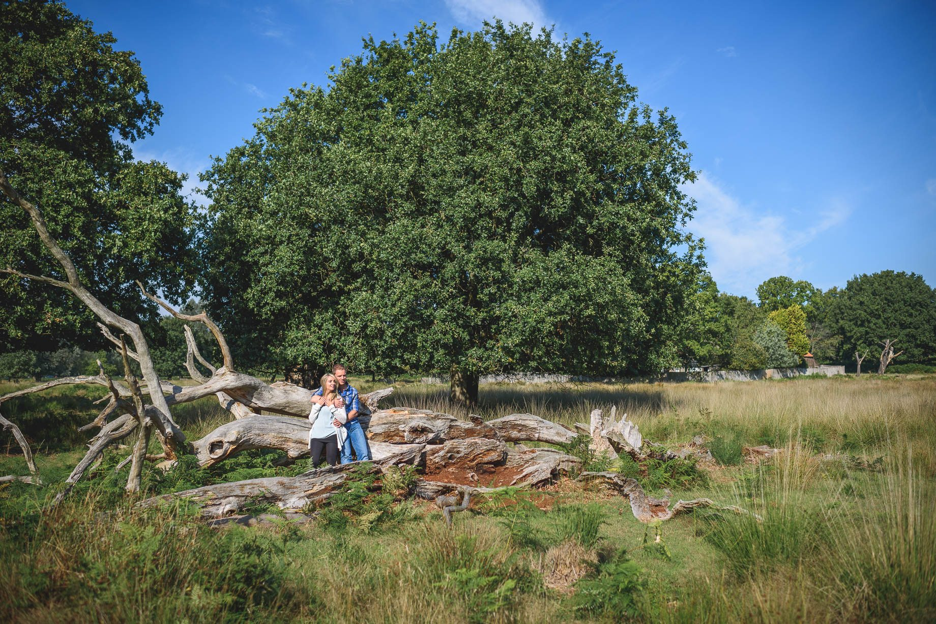 Richmond Park wedding photography - Lauren and Nick (14 of 29)