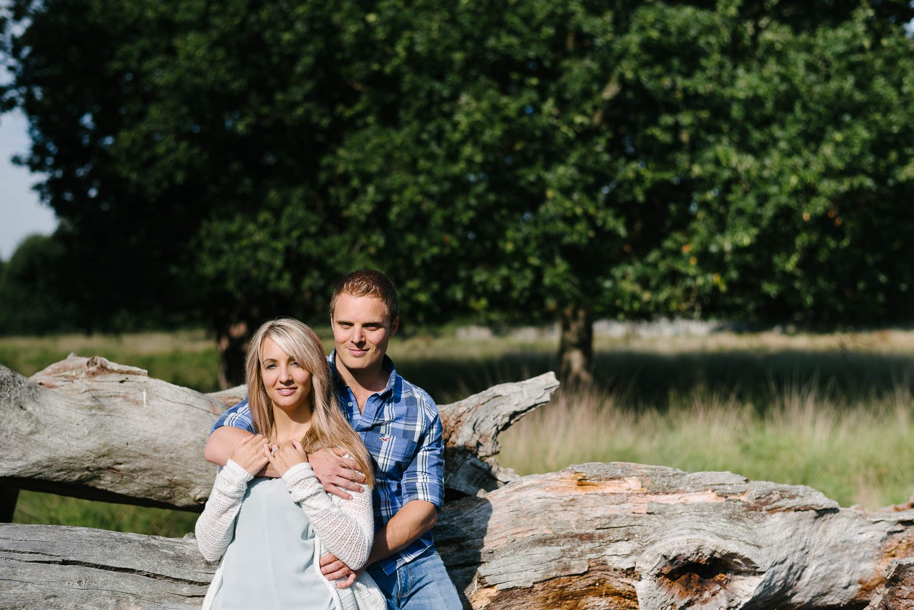 Richmond Park wedding photography - Lauren and Nick (17 of 29)