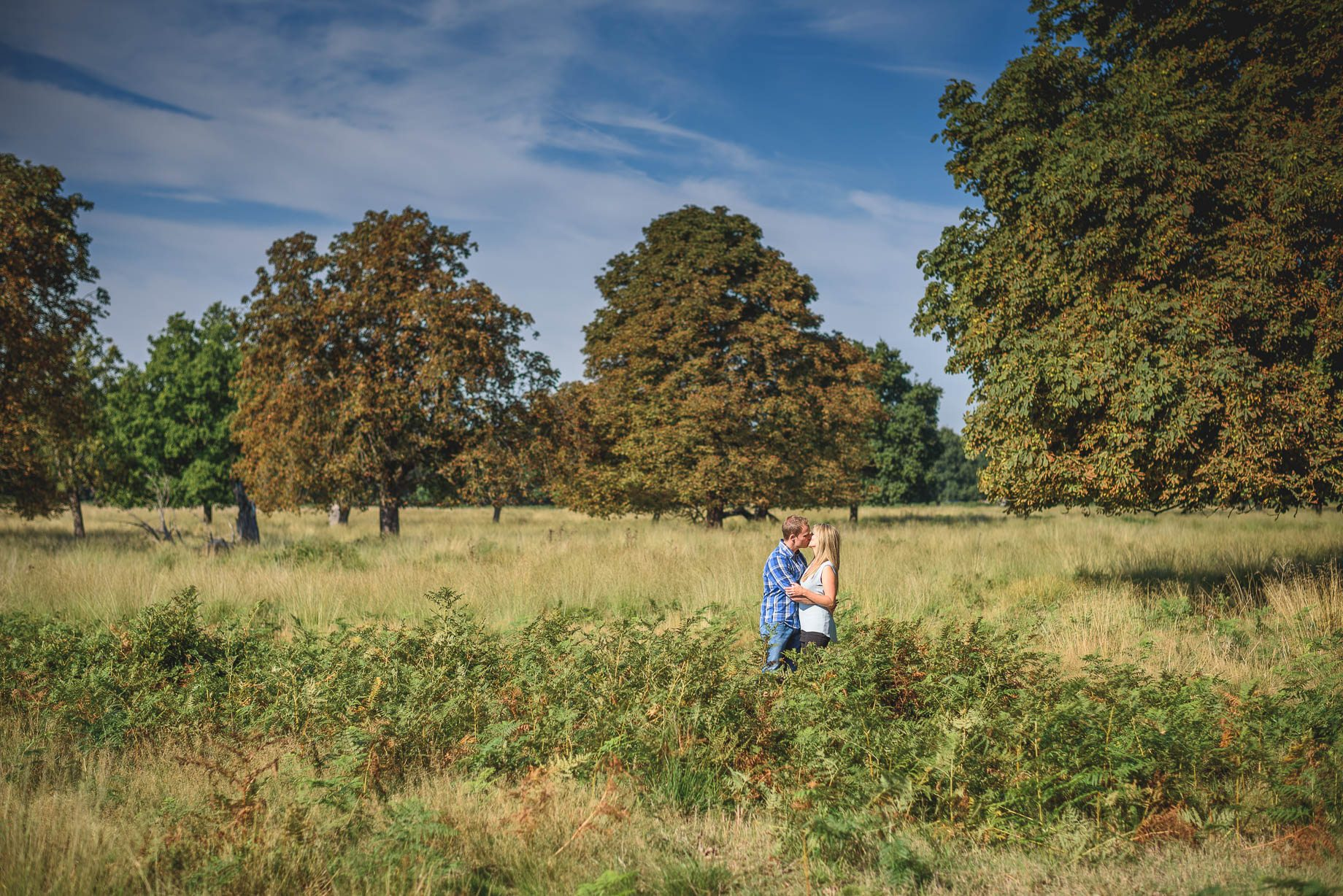 Richmond Park wedding photography - Lauren and Nick (27 of 29)