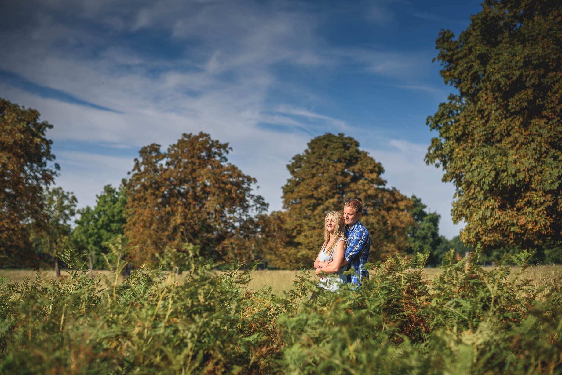 Richmond Park wedding photography - Lauren and Nick (29 of 29)