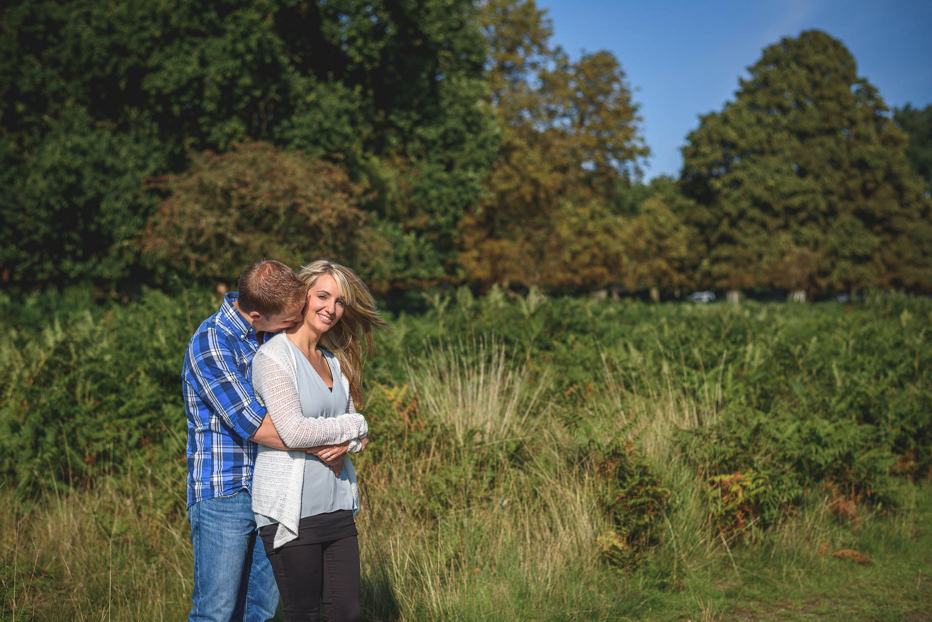 Richmond Park wedding photography - Lauren and Nick (7 of 29)