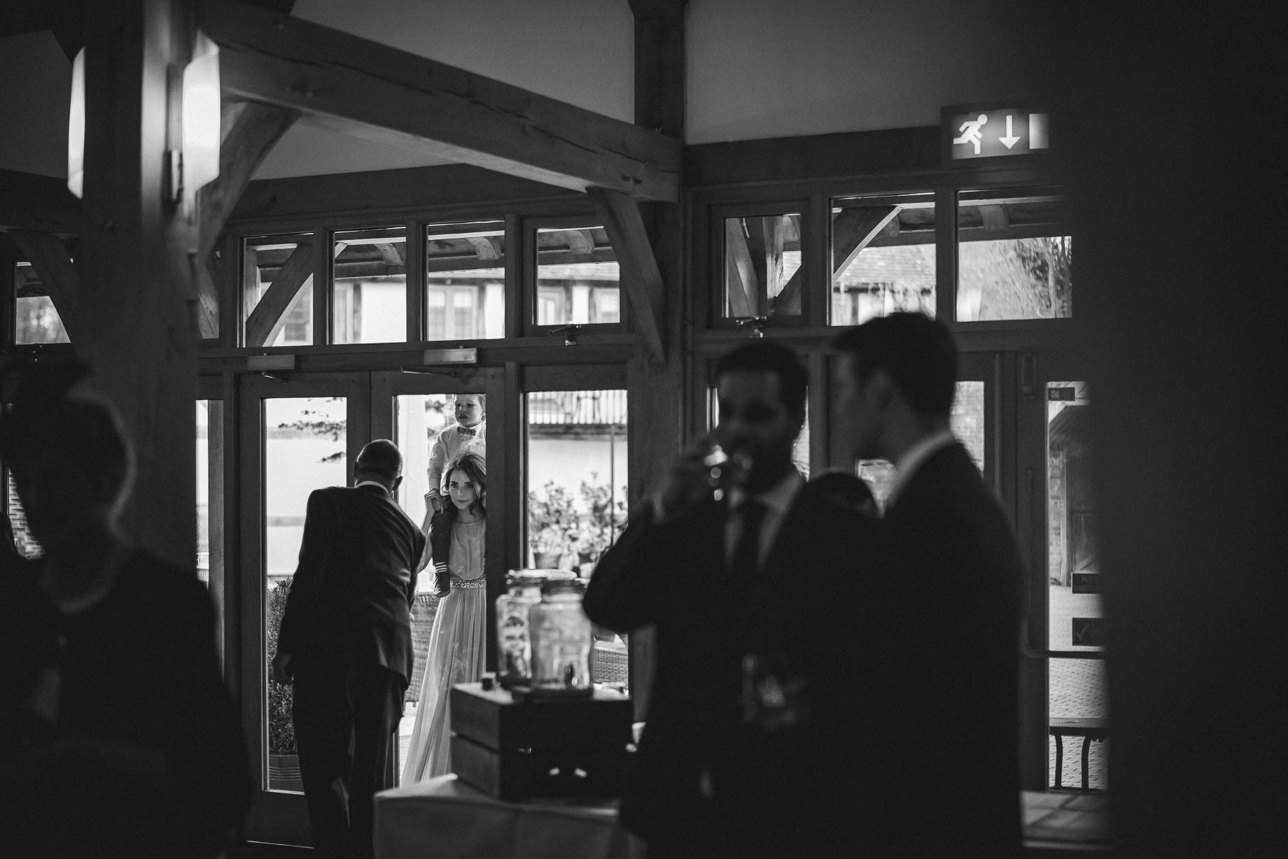 Rivervale Barn wedding photography by Guy Collier - Claire and Simon (105 of 133)