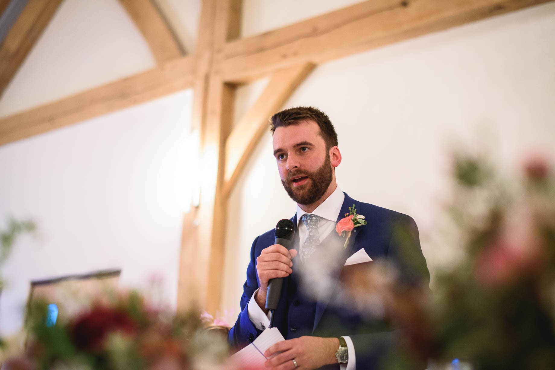 Rivervale Barn wedding photography by Guy Collier - Claire and Simon (117 of 133)