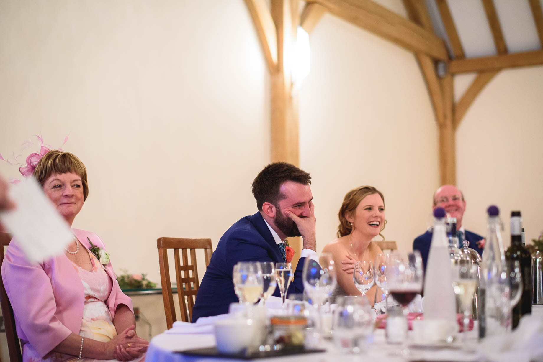 Rivervale Barn wedding photography by Guy Collier - Claire and Simon (124 of 133)