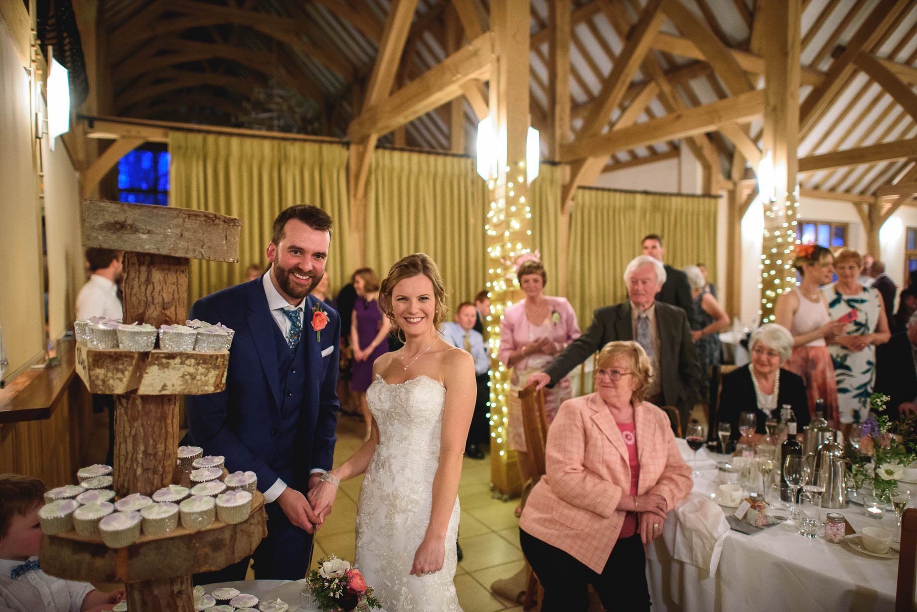 Rivervale Barn wedding photography by Guy Collier - Claire and Simon (126 of 133)
