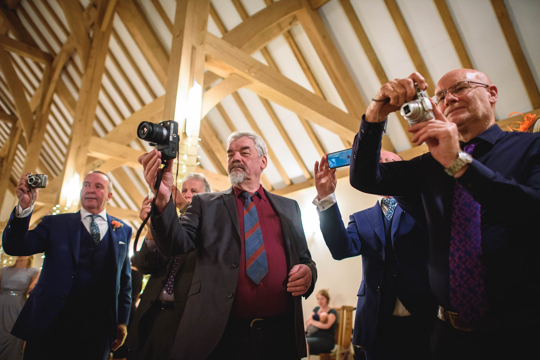 Rivervale Barn wedding photography by Guy Collier - Claire and Simon (127 of 133)