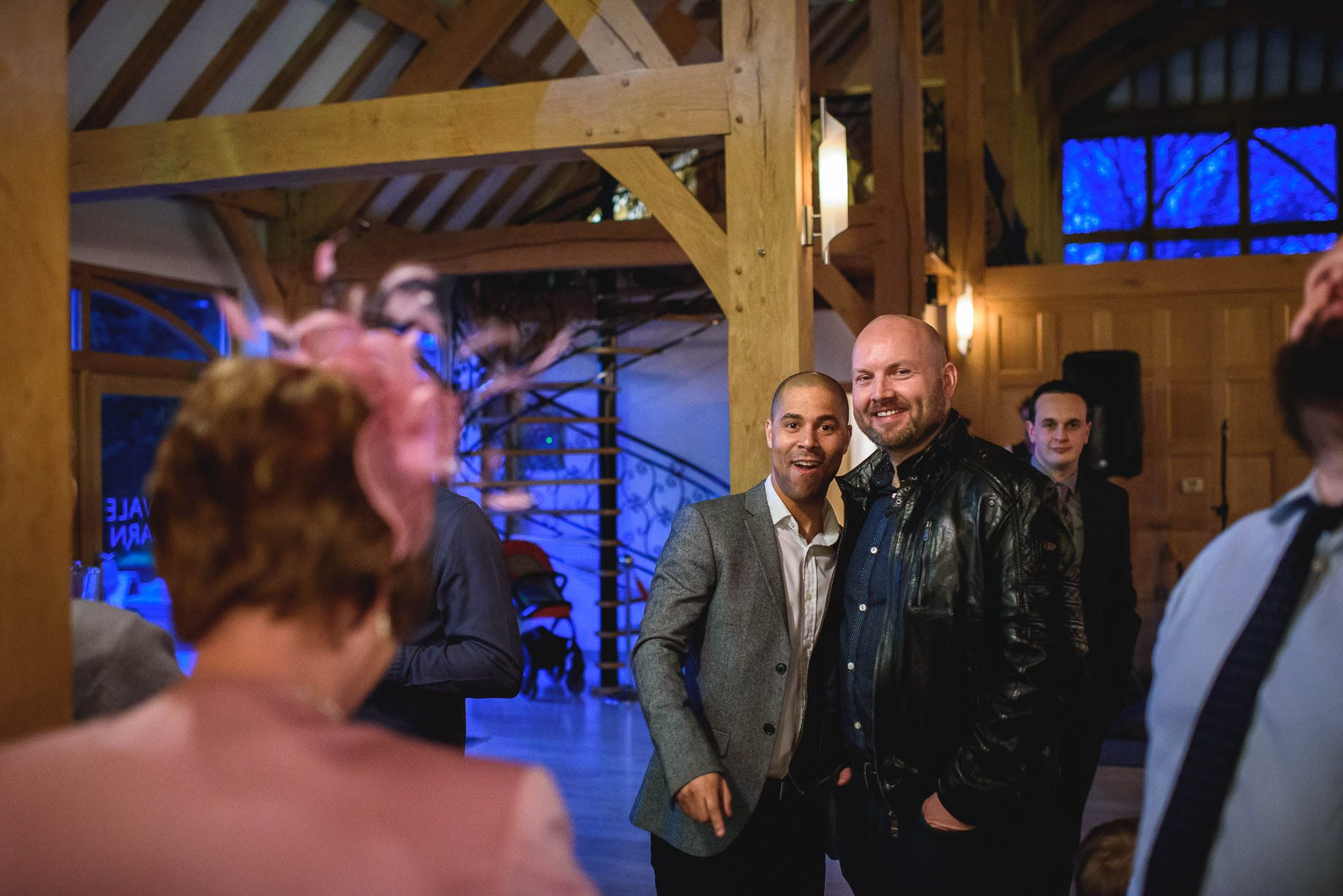 Rivervale Barn wedding photography by Guy Collier - Claire and Simon (128 of 133)