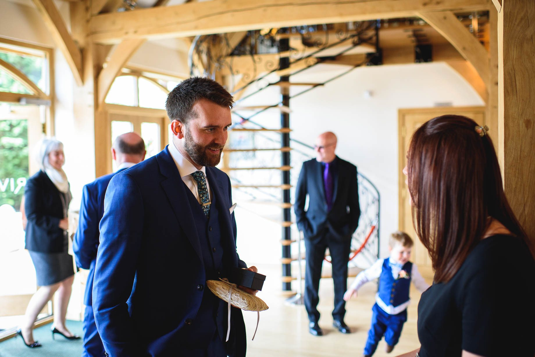 Rivervale Barn wedding photography by Guy Collier - Claire and Simon (27 of 133)