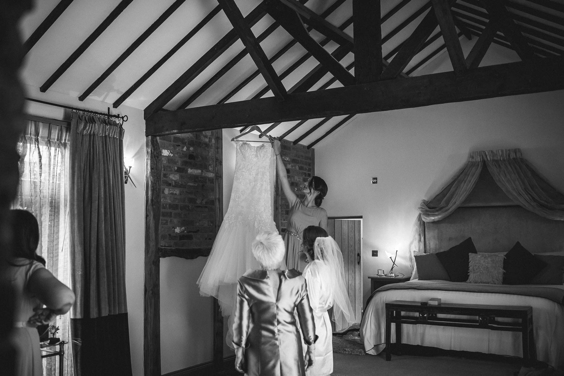 Rivervale Barn wedding photography by Guy Collier - Claire and Simon (31 of 133)