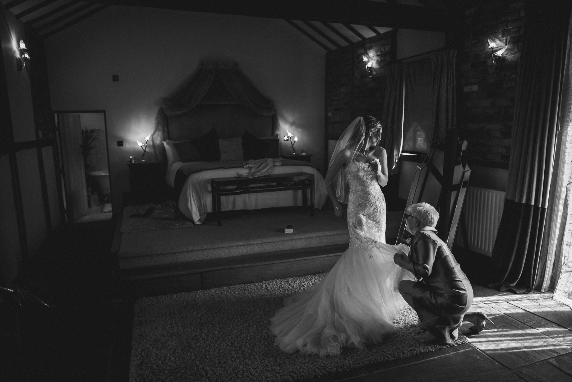 Rivervale Barn wedding photography by Guy Collier - Claire and Simon (42 of 133)