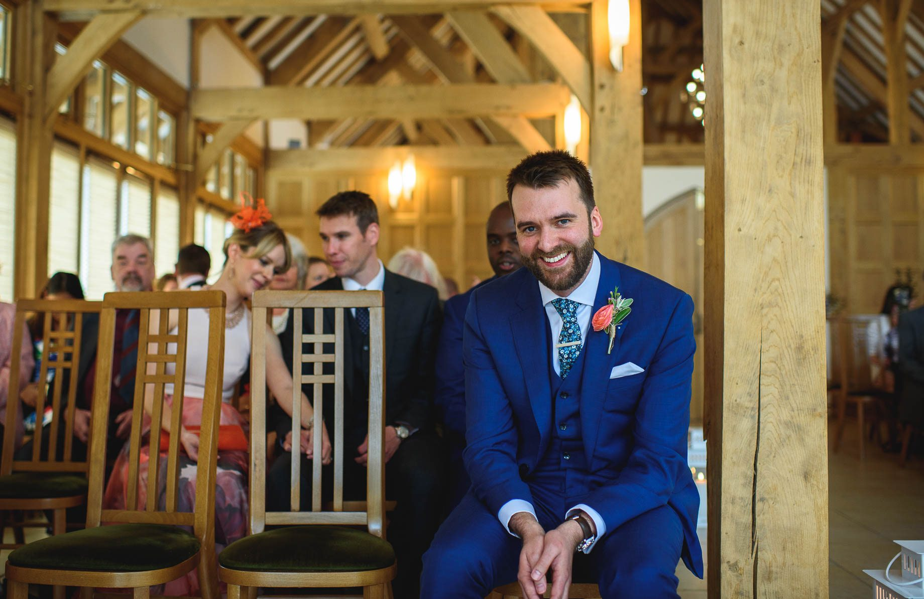 Rivervale Barn wedding photography by Guy Collier - Claire and Simon (51 of 133)