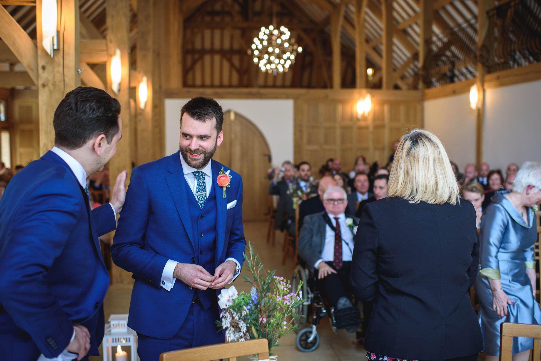 Rivervale Barn wedding photography by Guy Collier - Claire and Simon (52 of 133)