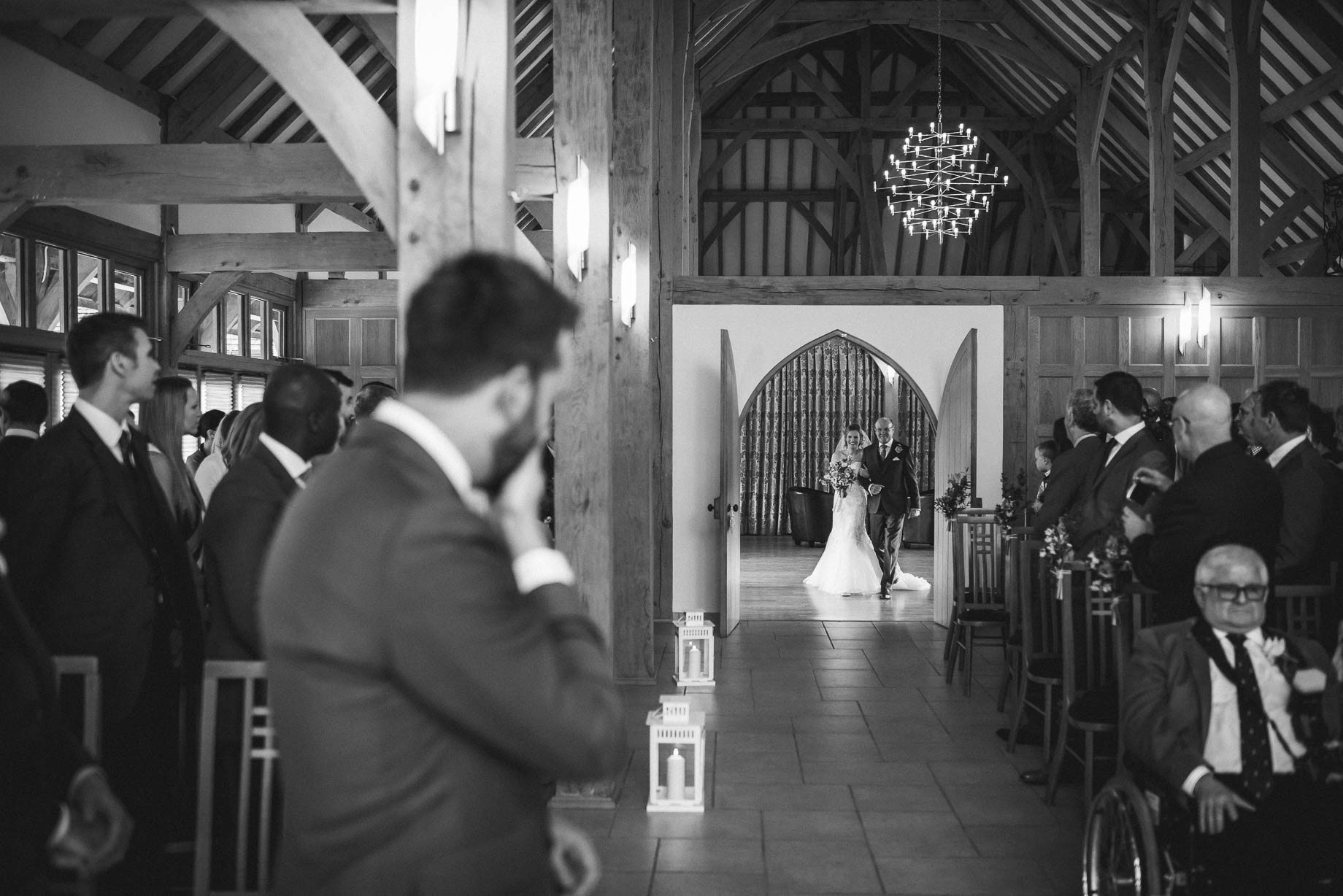 Rivervale Barn wedding photography by Guy Collier - Claire and Simon (53 of 133)
