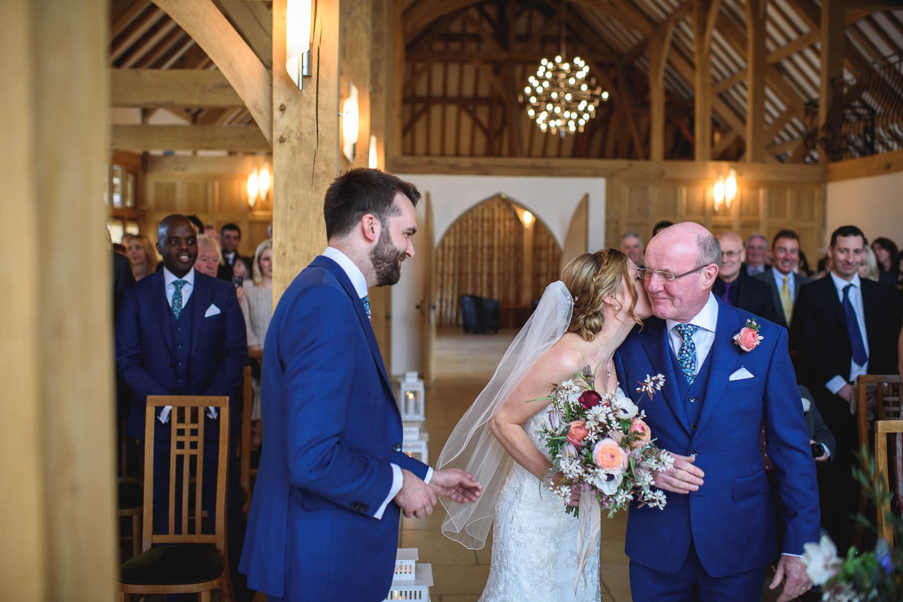 Rivervale Barn wedding photography by Guy Collier - Claire and Simon (55 of 133)