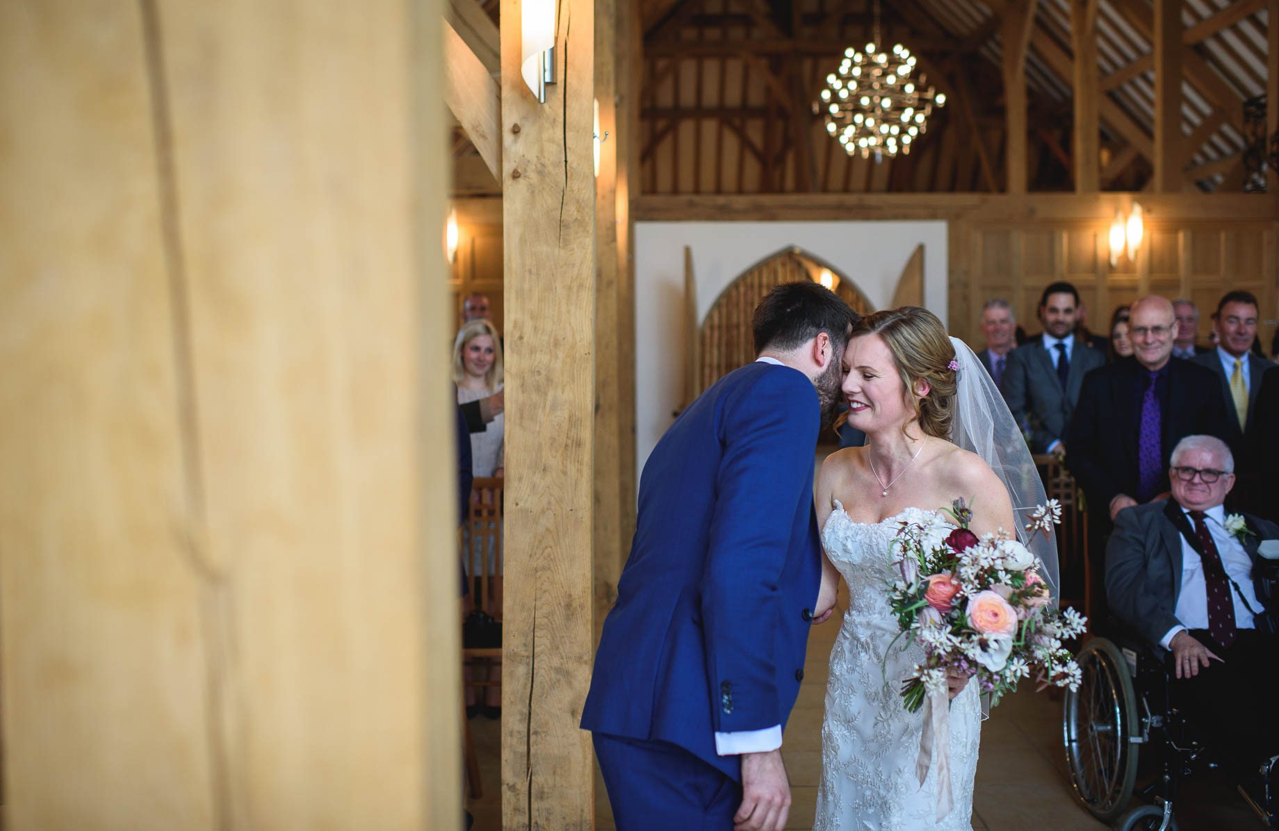 Rivervale Barn wedding photography by Guy Collier - Claire and Simon (56 of 133)