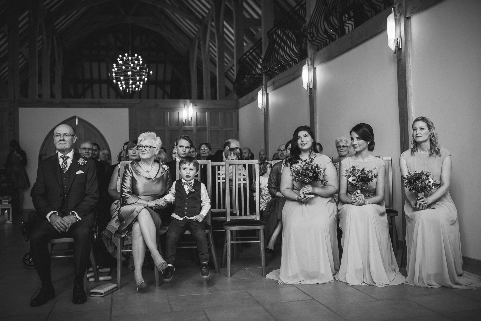 Rivervale Barn wedding photography by Guy Collier - Claire and Simon (57 of 133)