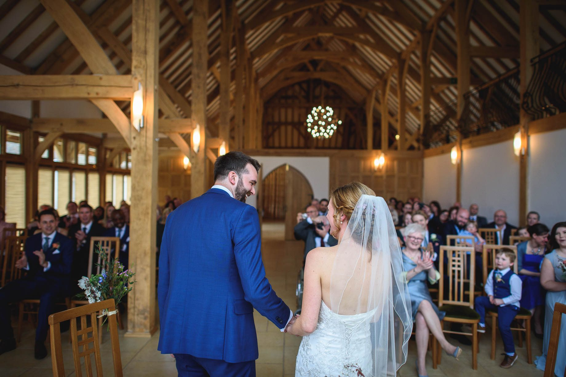 Rivervale Barn wedding photography by Guy Collier - Claire and Simon (60 of 133)