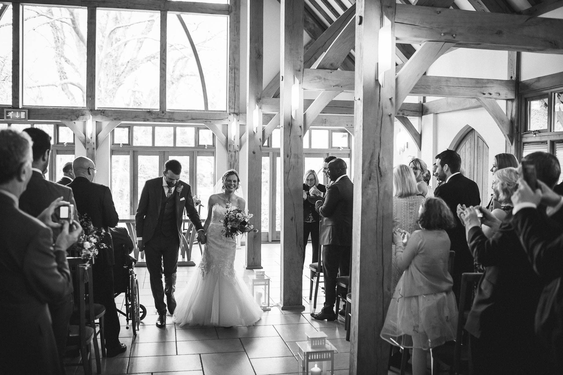 Rivervale Barn wedding photography by Guy Collier - Claire and Simon (62 of 133)