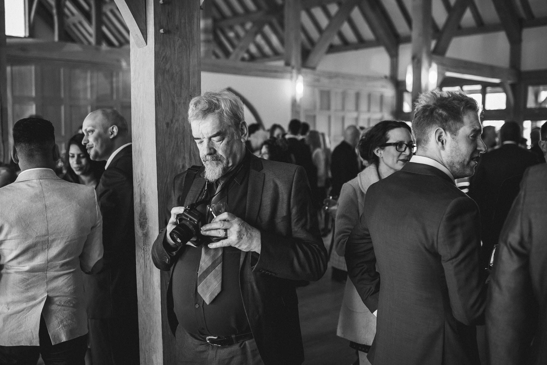 Rivervale Barn wedding photography by Guy Collier - Claire and Simon (73 of 133)