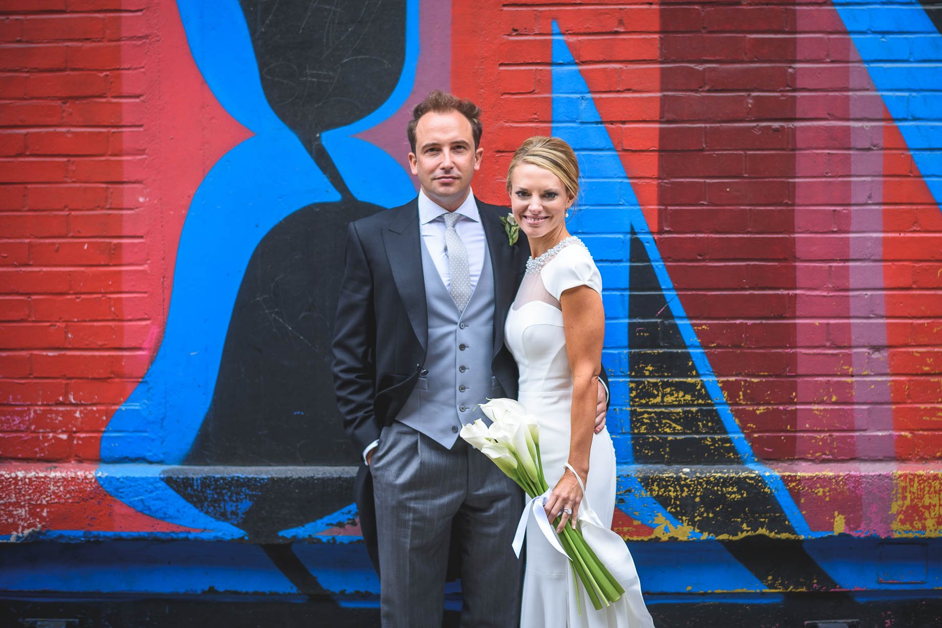 Shoreditch wedding photography - Guy Collier - Kat and Henry (109 of 200)