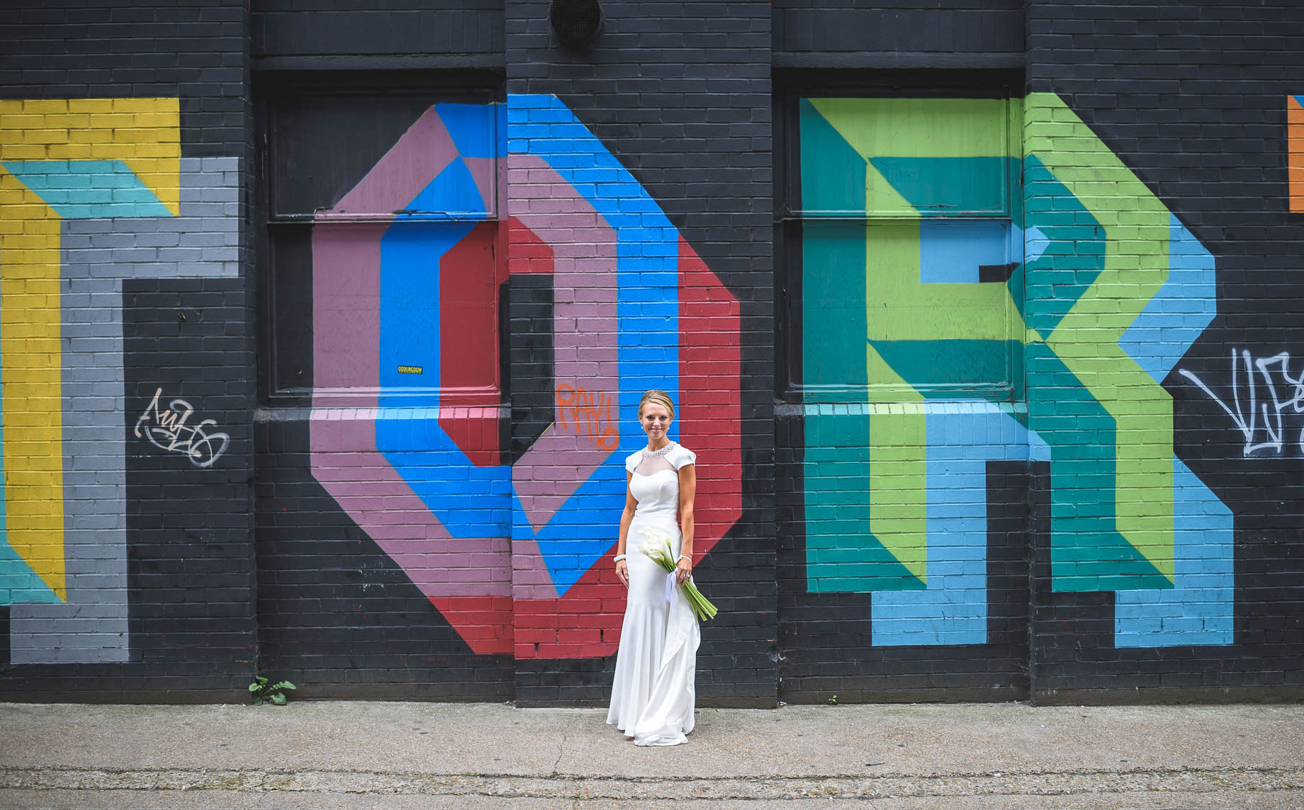 Shoreditch wedding photography - Guy Collier - Kat and Henry (110 of 200)