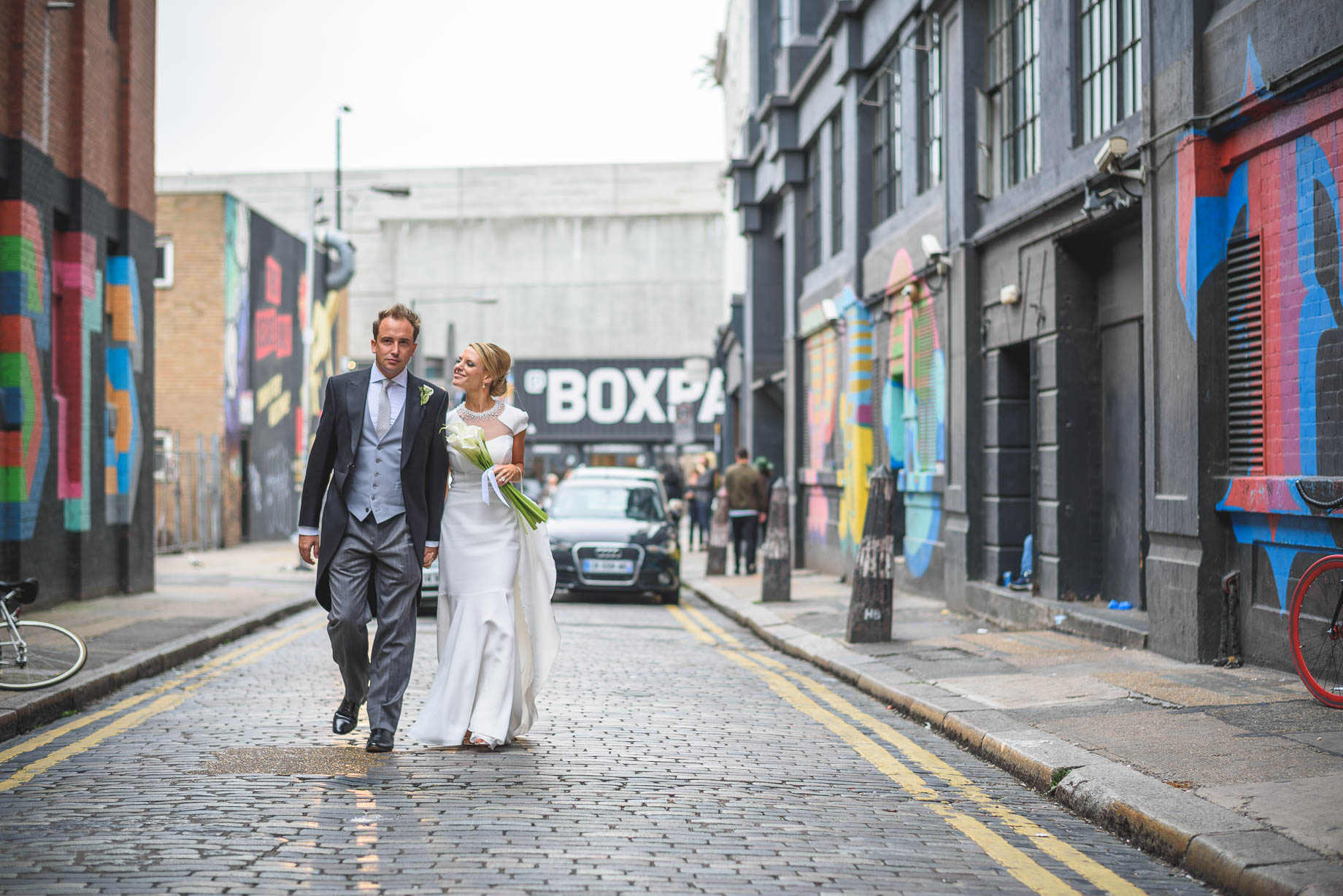 Shoreditch wedding photography - Guy Collier - Kat and Henry (113 of 200)