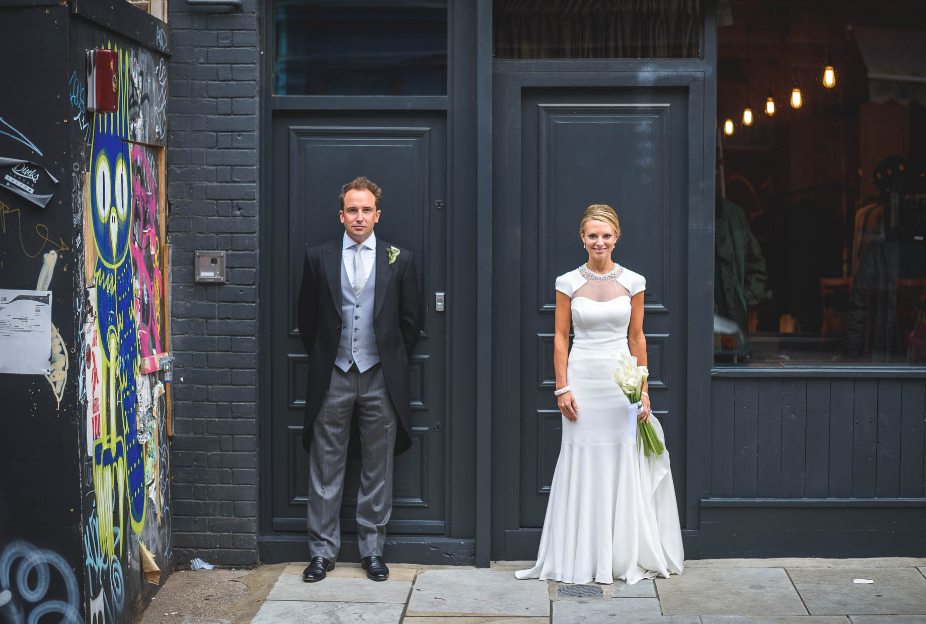 Shoreditch wedding photography - Guy Collier - Kat and Henry (115 of 200)