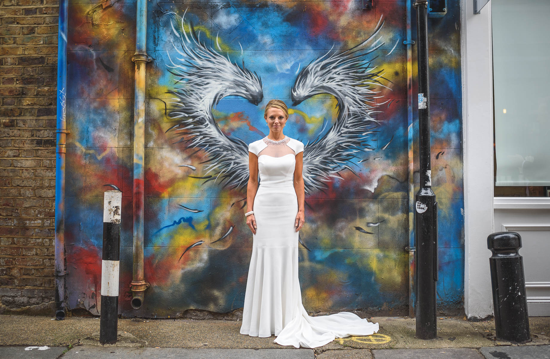 Shoreditch wedding photography - Guy Collier - Kat and Henry (118 of 200)