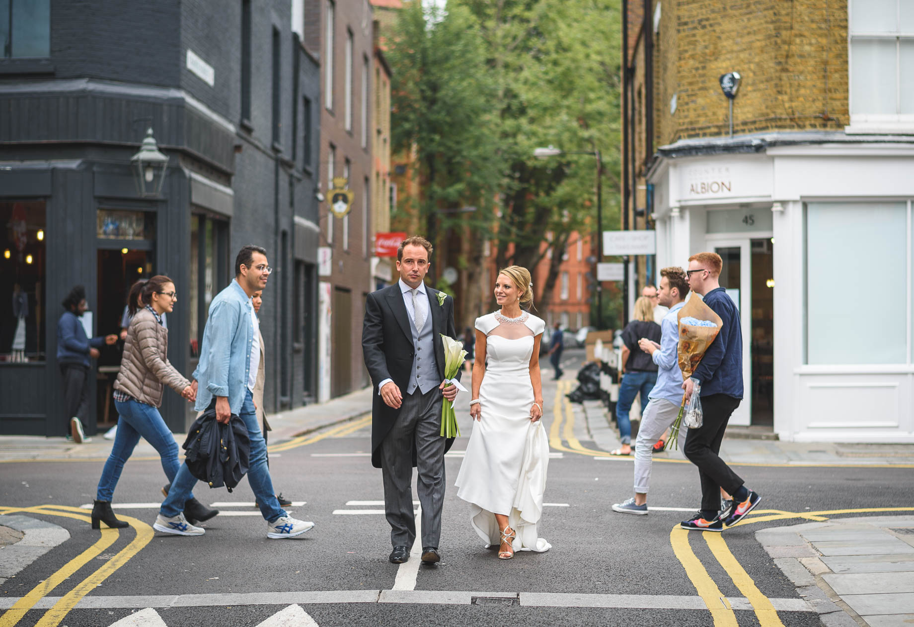 Shoreditch wedding photography - Guy Collier - Kat and Henry (119 of 200)