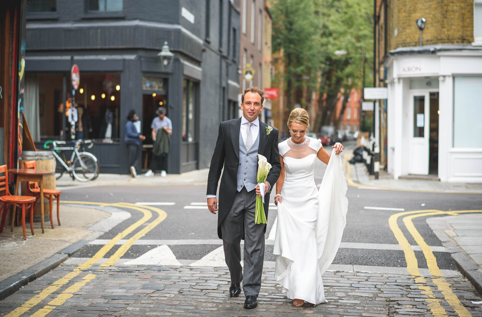 Shoreditch wedding photography - Guy Collier - Kat and Henry (120 of 200)